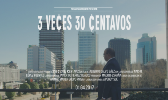 3 Veces 30 Centavos - Sebastián Foliaco