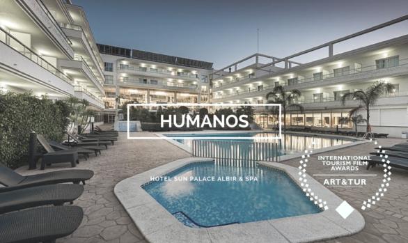 Sun Palace Albir & Spa - Humanos
