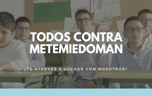 MeteMiedoMan